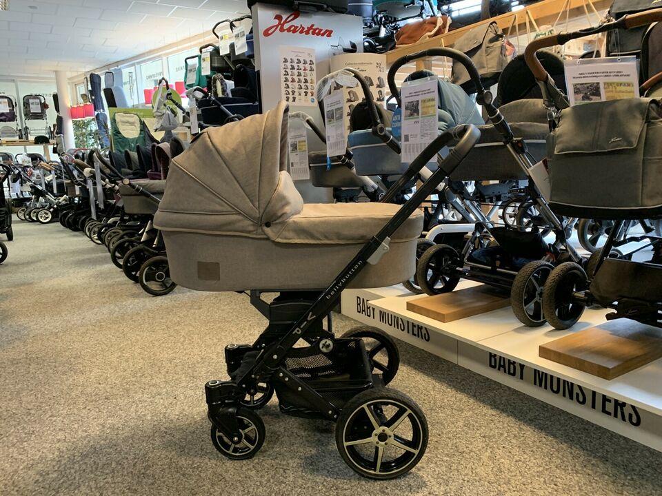 HARTAN VIP bellybutton 2020 Kombi-Kinderwagen - XL-Set
