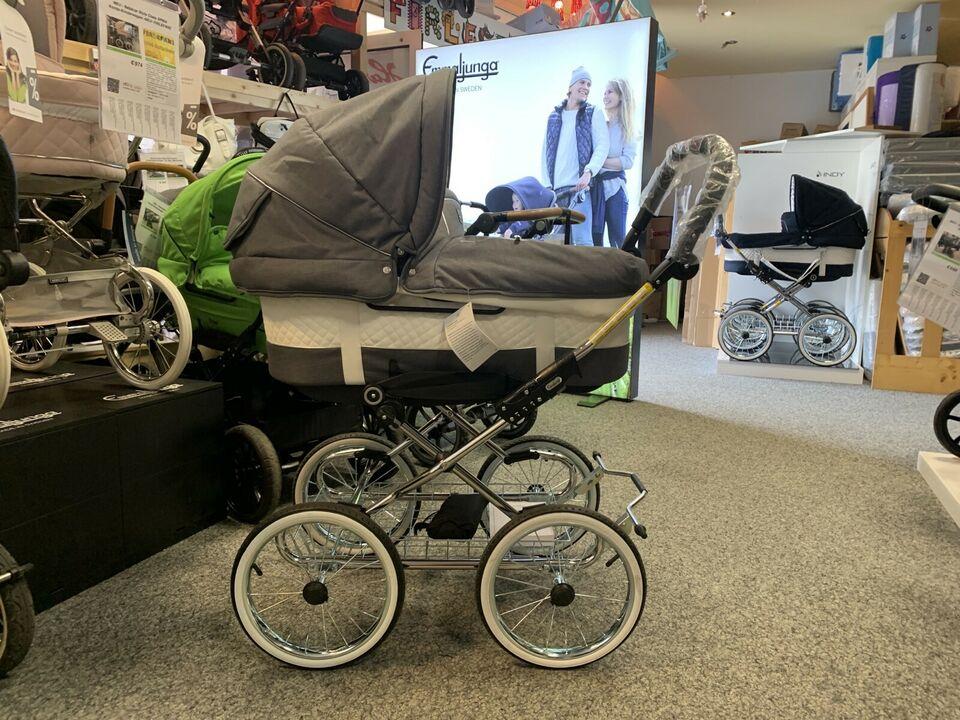 Emmaljunga Mondial DeLuxe Kombi-Kinderwagen - XXL -Set