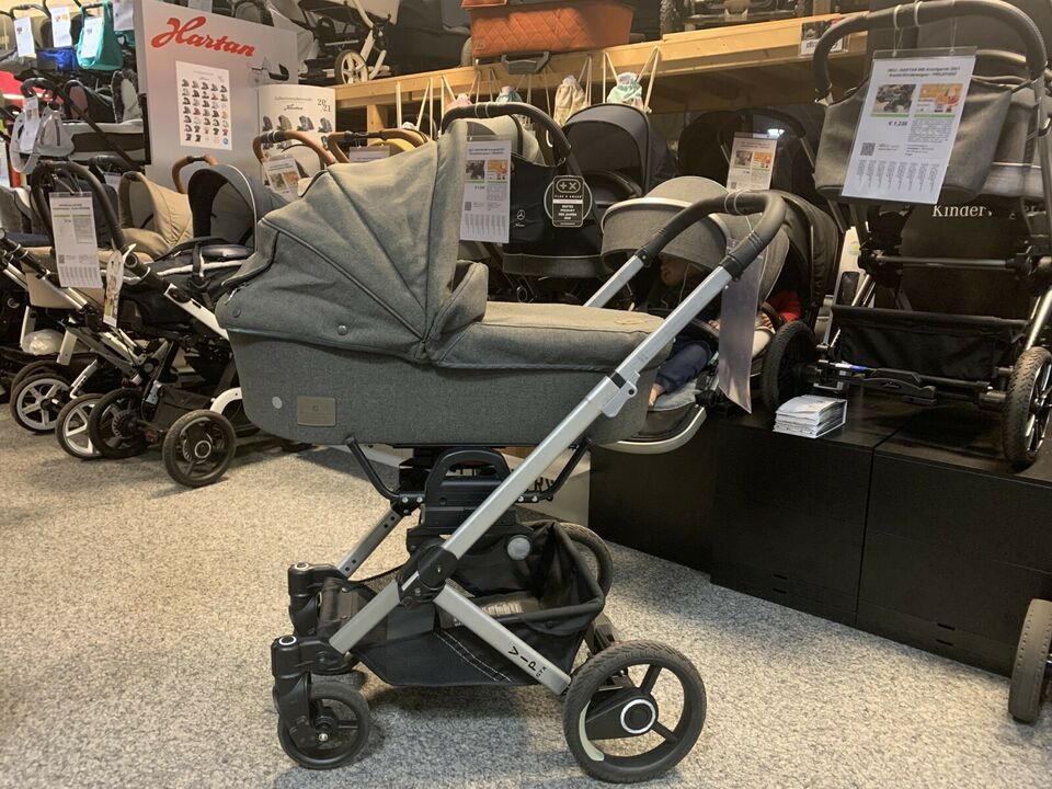 HARTAN VIP GTX 2020 Kombi-Kinderwagen - XL-Set