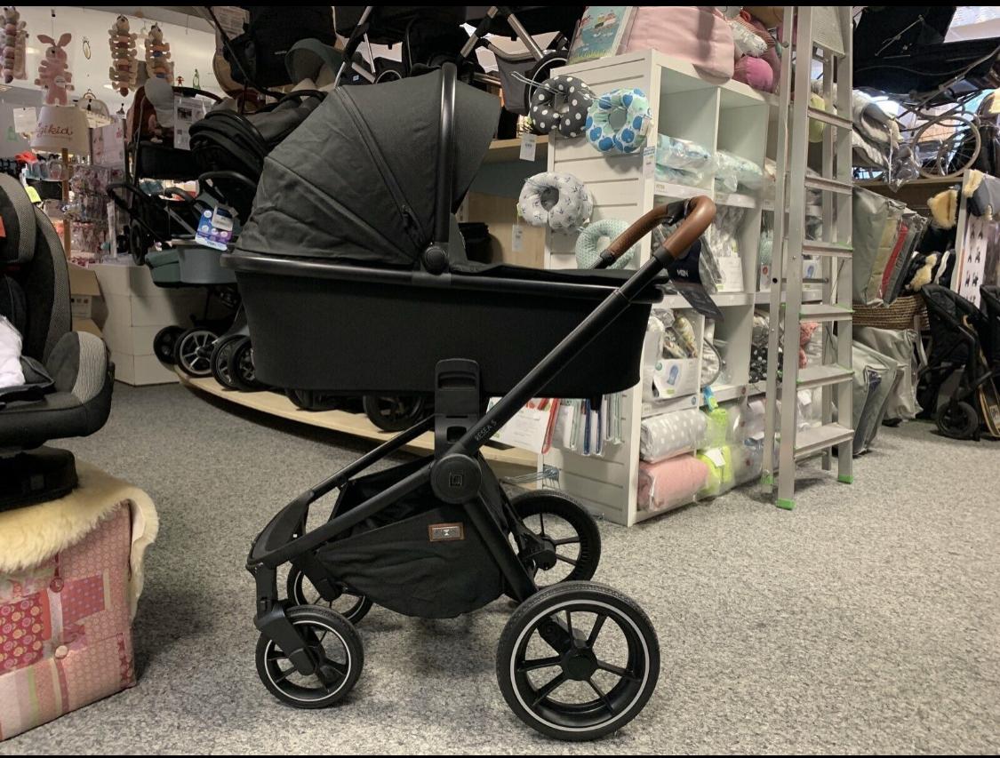 MOON ReSea S (2021) Kombi-Kinderwagen