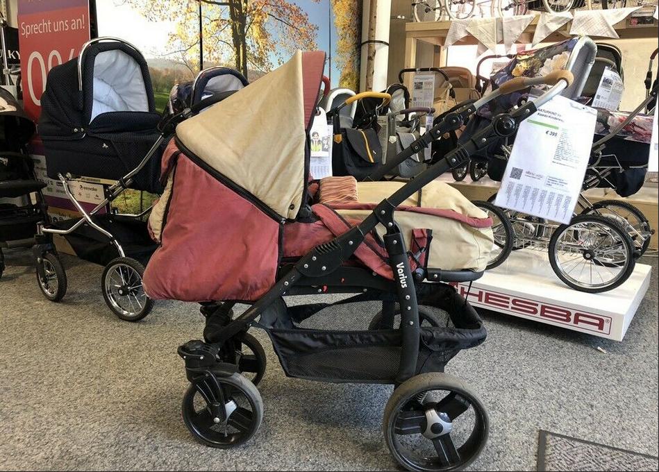 Naturkind Varius Kombi-Kinderwagen