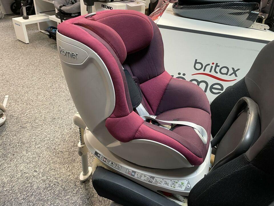 BRITAX RÖMER DualFix BR Auto-Kindersitz 0-4 Jahre - FIRLEFANZ