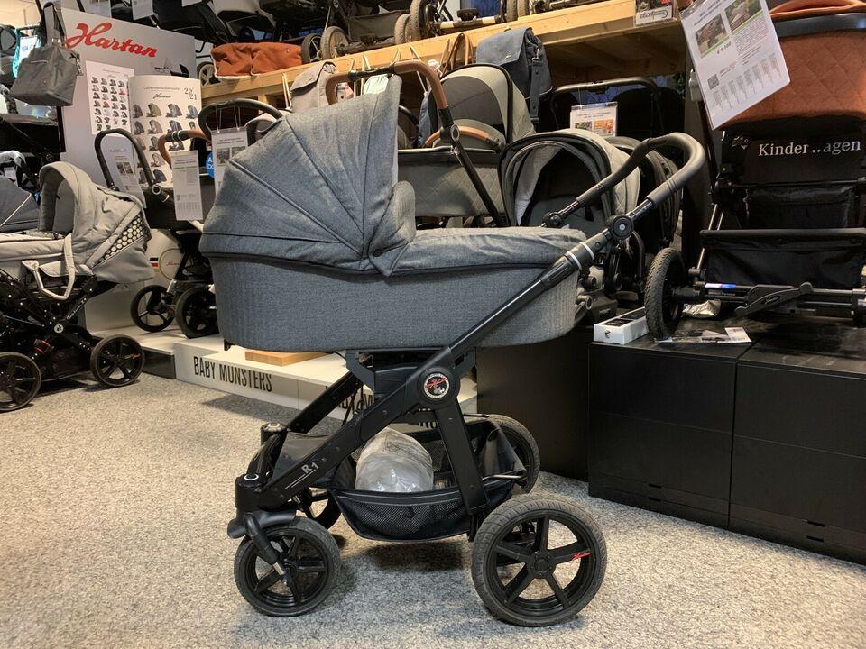 HARTAN R1 2021 Kombi-Kinderwagen - XL-Set - Unikat