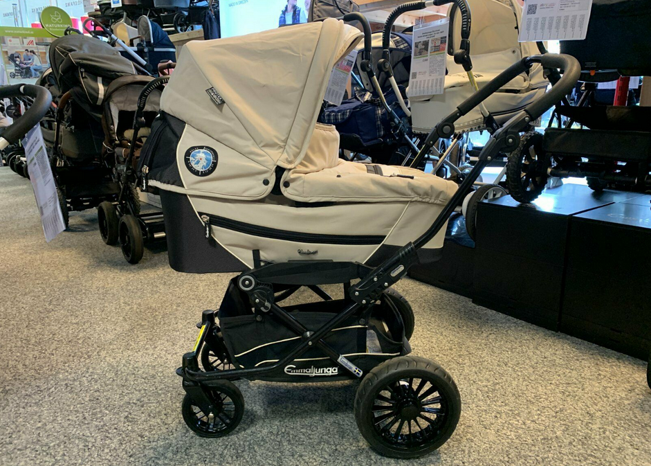 Emmaljunga Nitro City Kombi-Kinderwagen - XL-Set