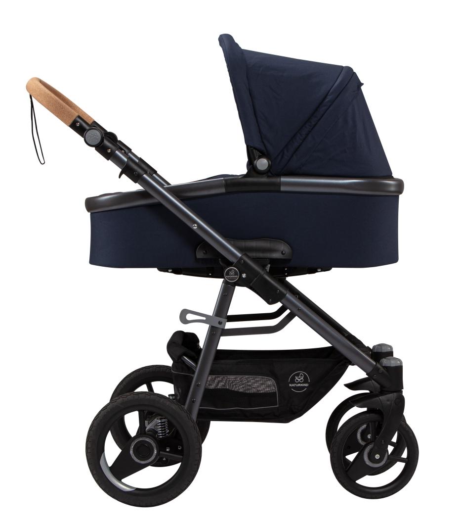 Naturkind LUX EVO Kombi-Kinderwagen