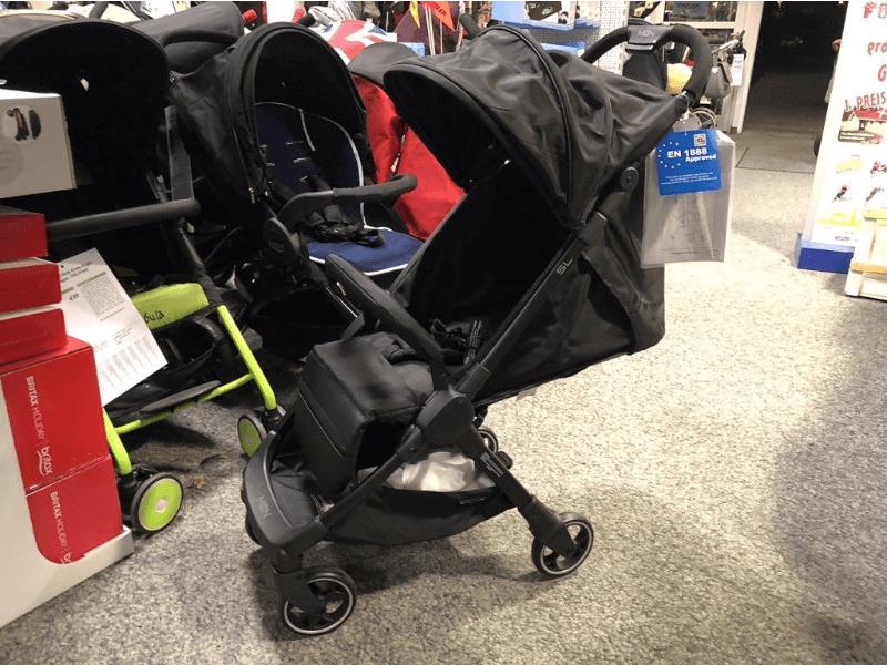 MOON SL 2019 Kinder-Buggy - Sportwagen
