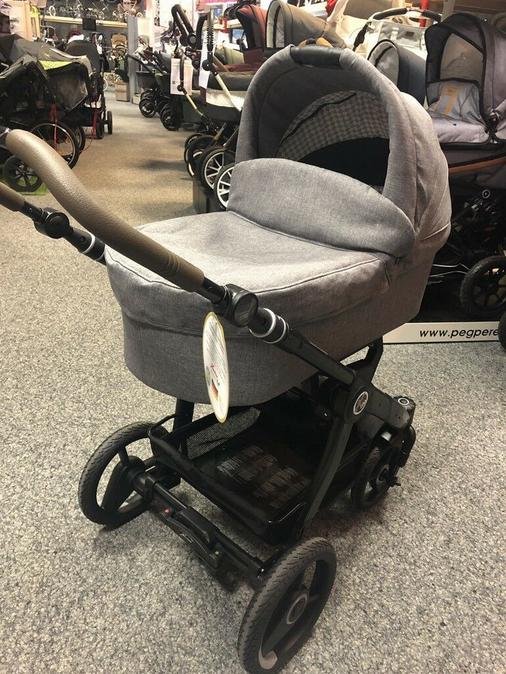 HARTAN Racer GTX bellybutton (2020) Kombi-Kinderwagen