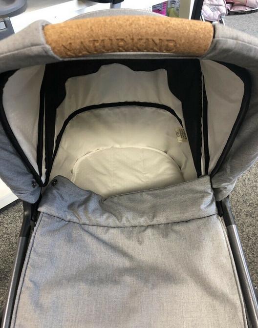 Naturkind LUX Baby-Kinderwagen
