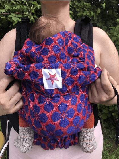 KOKADI Babytrage FLIP Baby 3-15kg