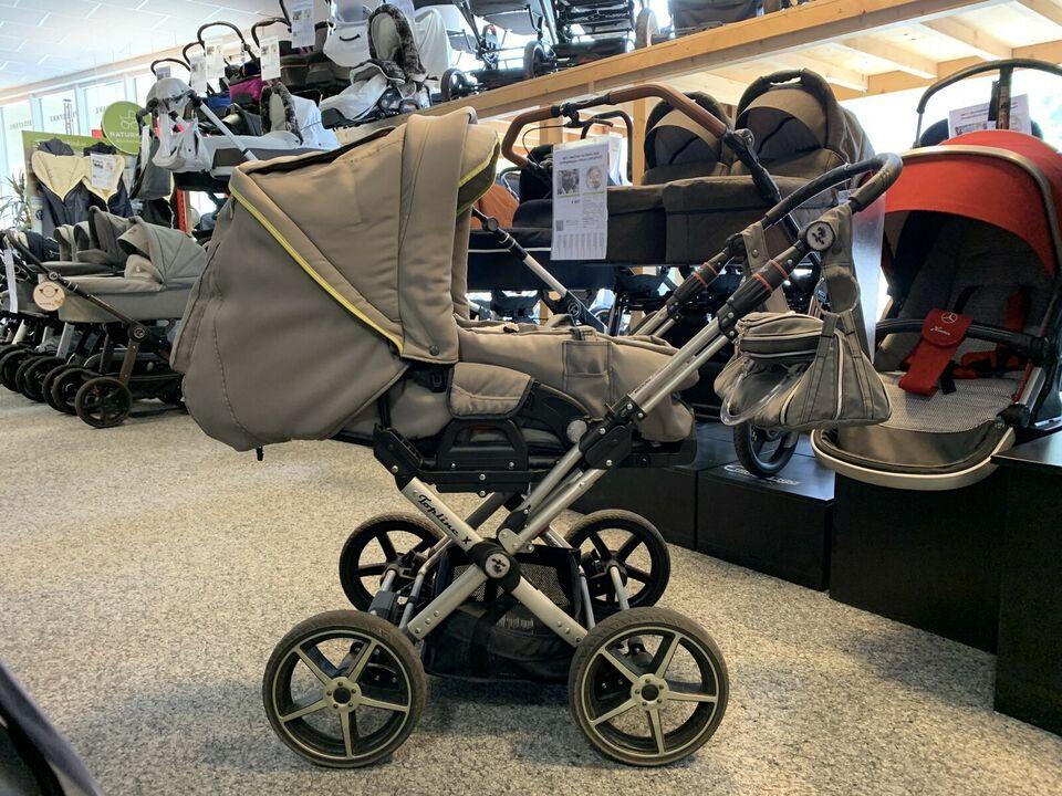 HARTAN Topline X 2015 Kombi-Kinderwagen - XXL-Set