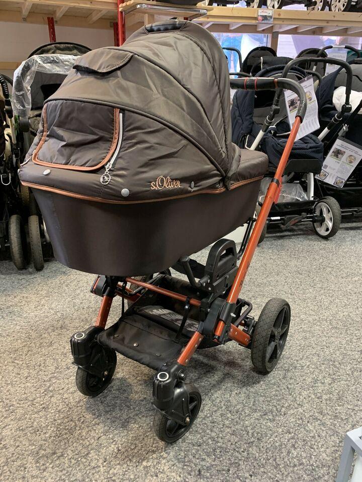 HARTAN VIP 2017 Kombi-Kinderwagen - XL-Set