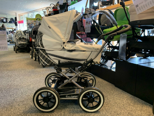 Emmaljunga City Cross Kombi-Kinderwagen - XXL-Set