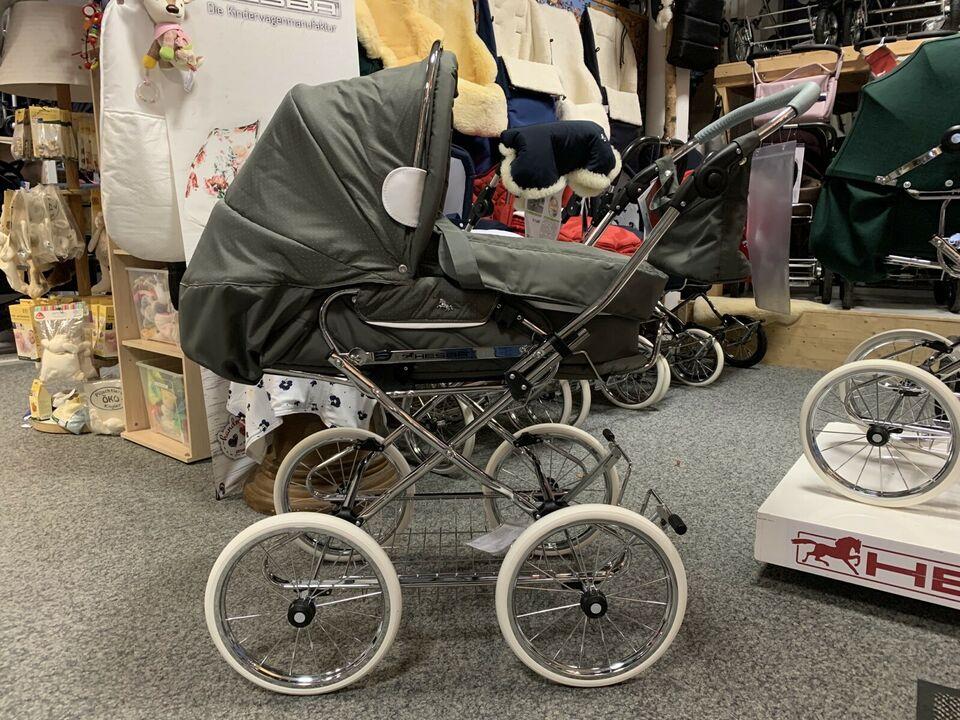 HESBA Condor Coupe LE Kombi-Kinderwagen -XXL-Set