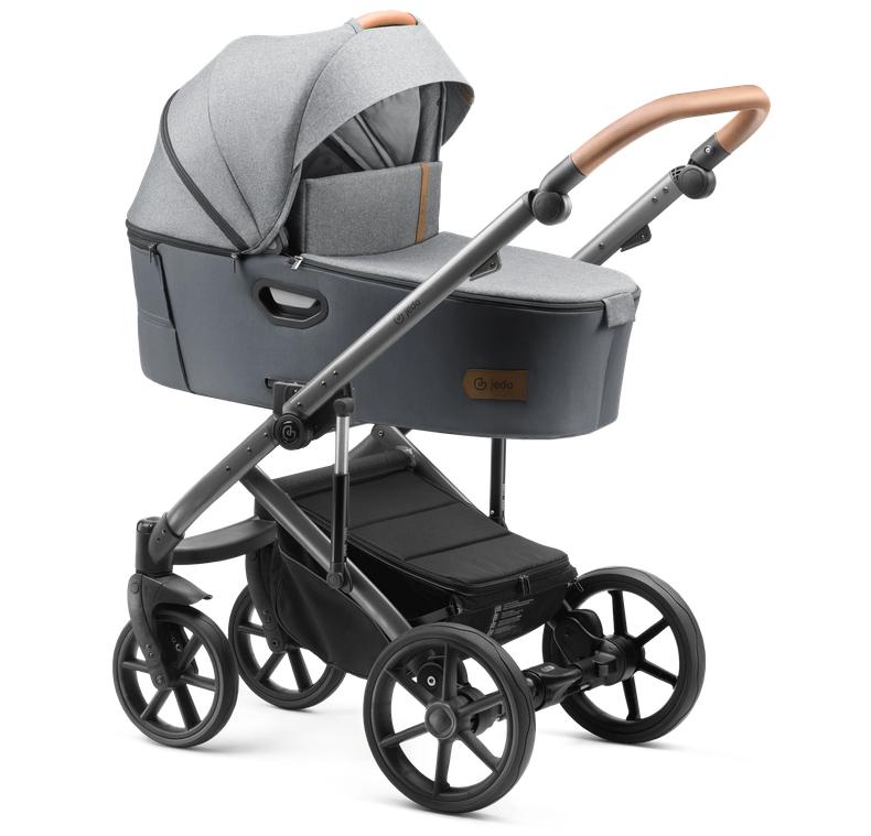 jedo TAMEL (2021) Kombi-Kinderwagen - XXL-Set