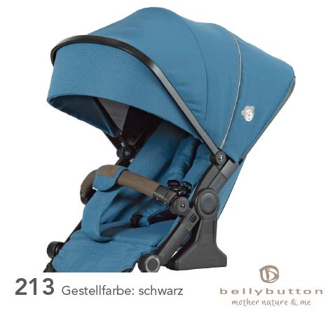 HARTAN Vip GTX bellybutton (2022) Kombi-Kinderwagen