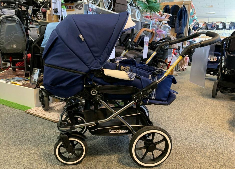 Emmaljunga Edge Duo S XL Kombi-Kinderwagen