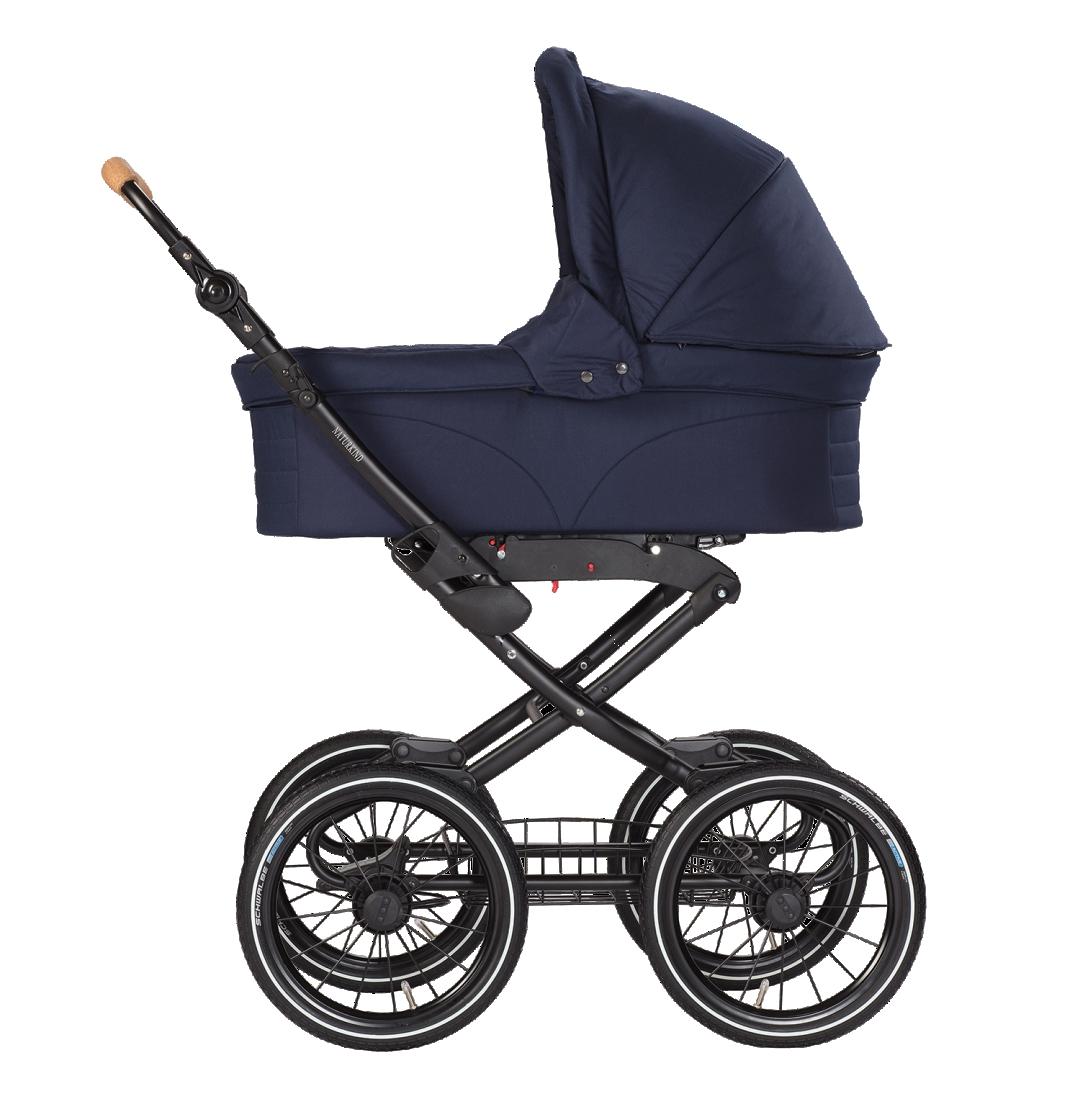 Naturkind VITA Kombi-Kinderwagen