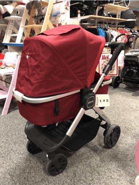 DIONO Quantum Kombi-Kinderwagen