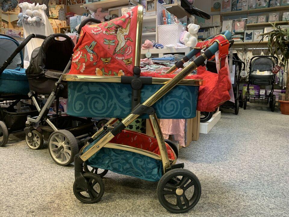 COSATTO Wow Paloma Kombi-Kinderwagen - XXL-Set - FIRLEFANZ