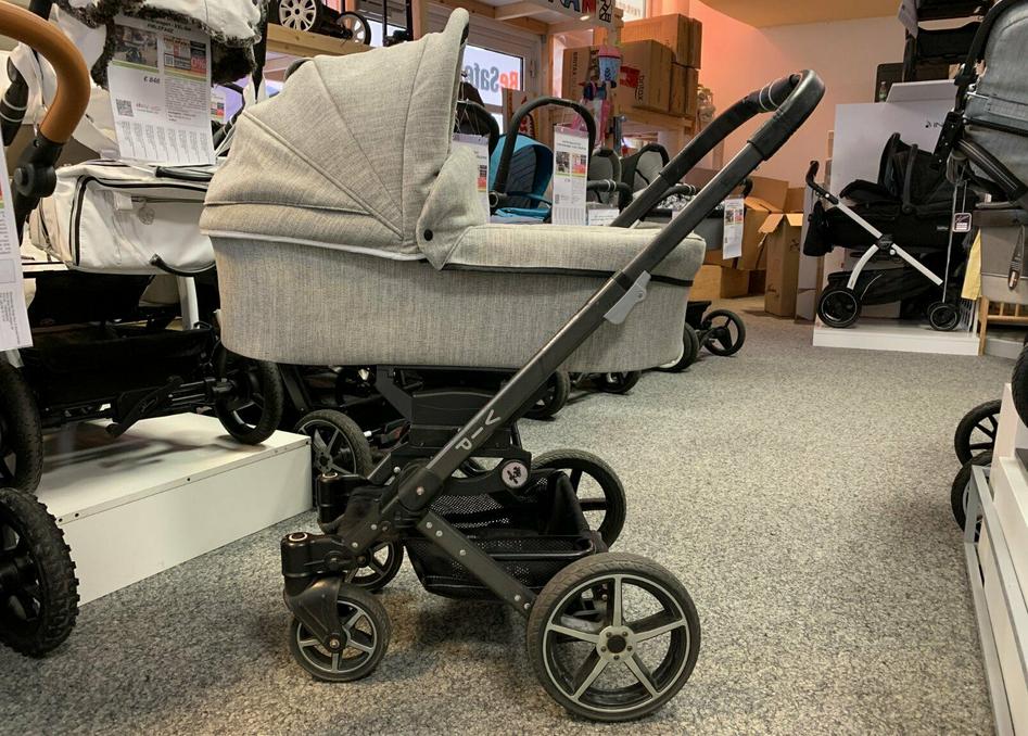 HARTAN Vip GTX 3i1 2020 Kombi-Kinderwagen - XL-Set