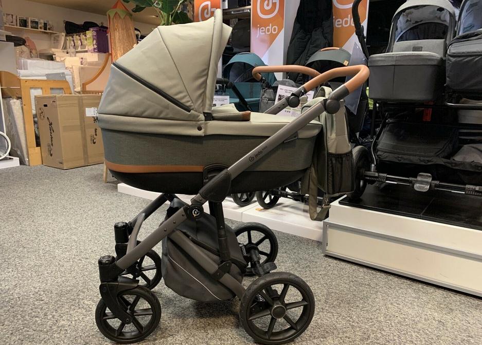 JEDO KODA Kombi-Kinderwagen