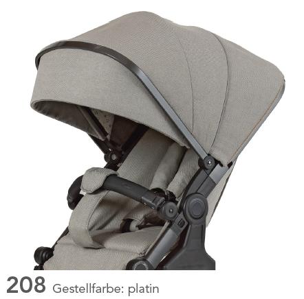 HARTAN Topline 4.0 GTX (2022) Kombi-Kinderwagen