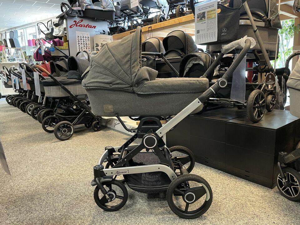 HARTAN Xperia GTX bellybutton 2020 Kombi-Kinderwagen - XL-Set - FIRLEFANZ