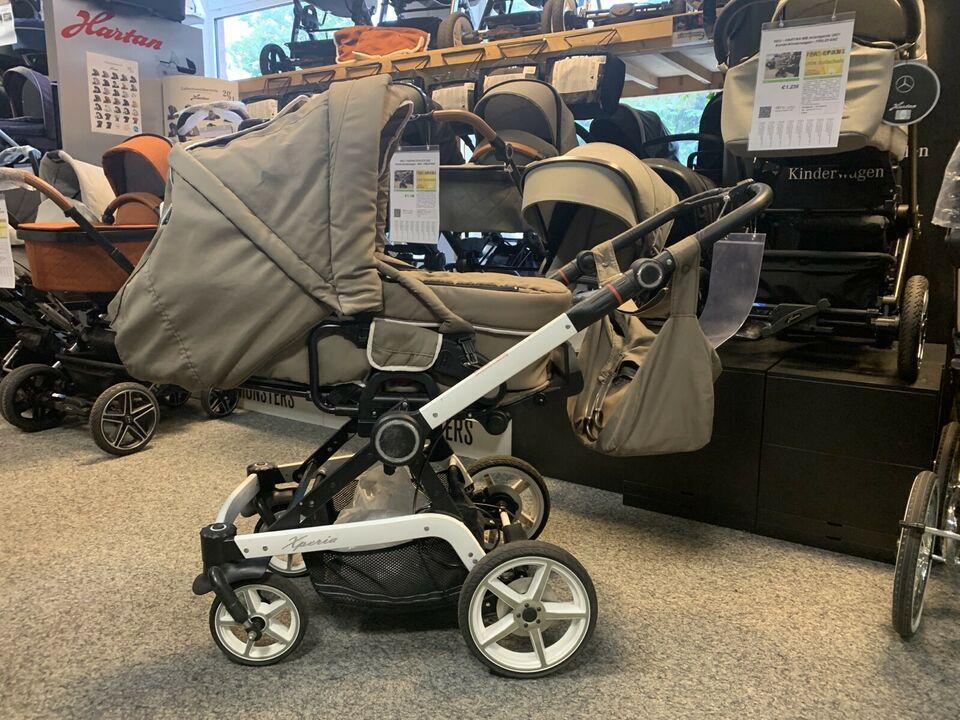 HARTAN Xperia HB 2017 Kombi-Kinderwagen - XXL-Set - FIRLEFANZ