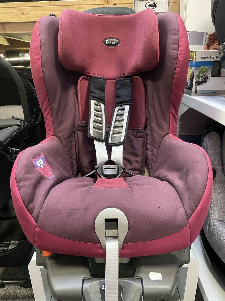 BRITAX RÖMER SafeFix Plus Auto-Kindersitz 9-18kg - FIRLEFANZ