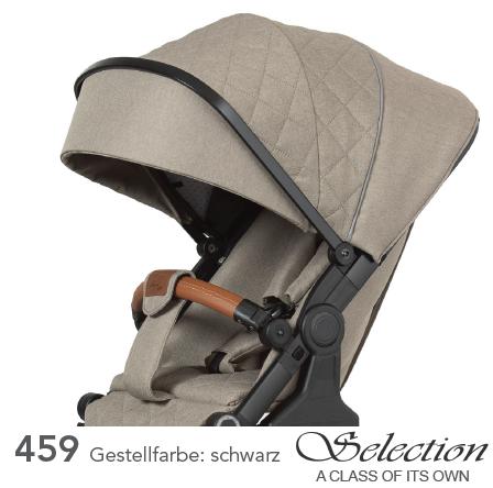 HARTAN Yes GTX (2022) Kombi-Kinderwagen
