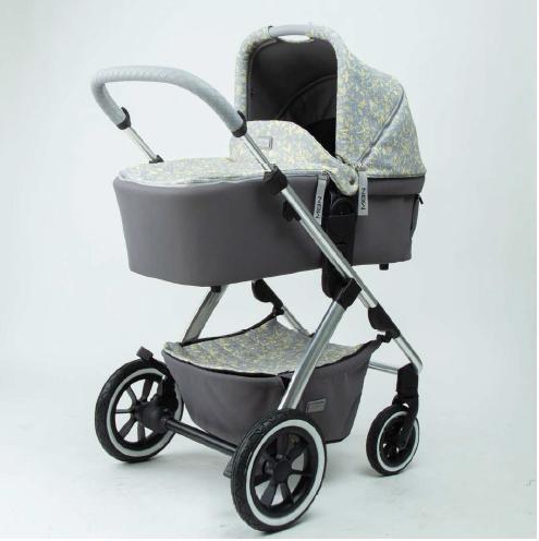 MOON Relaxx (2022) Kombi-Kinderwagen