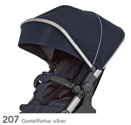 HARTAN Topline 4.0 GTS (2022) Kombi-Kinderwagen