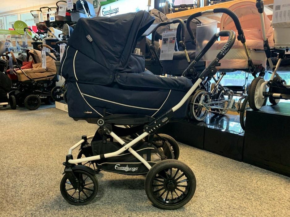 Emmaljunga Super Nitro Kombi-Kinderwagen - XL-Set
