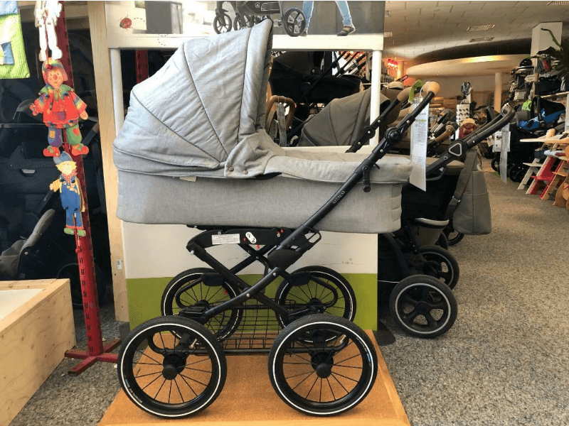 """Naturkind VITA 14"""" Vegan XXL Baby-Kinderwagen"""