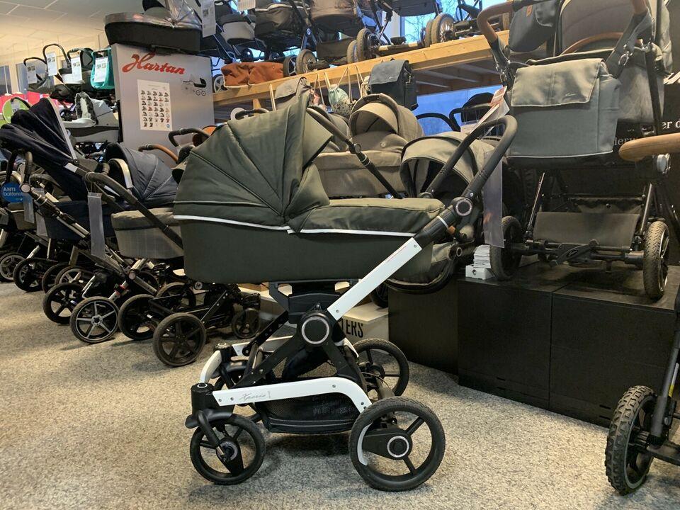 HARTAN Xperia GTX 2020 Kombi-Kinderwagen -XL-Set