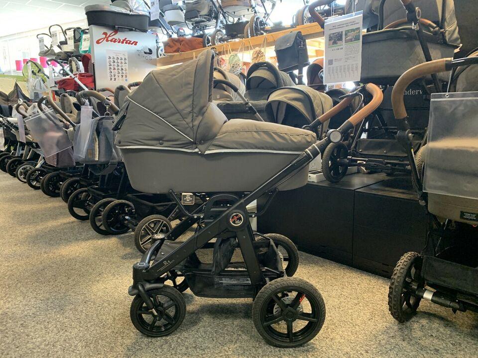 HARTAN R1 GTS 2021 HB 3i1 Kombi-Kinderwagen - XXL-Set