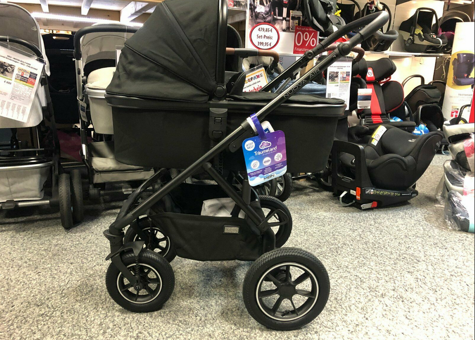 MOON Nuova AIR 2020 Kombi-Kinderwagen