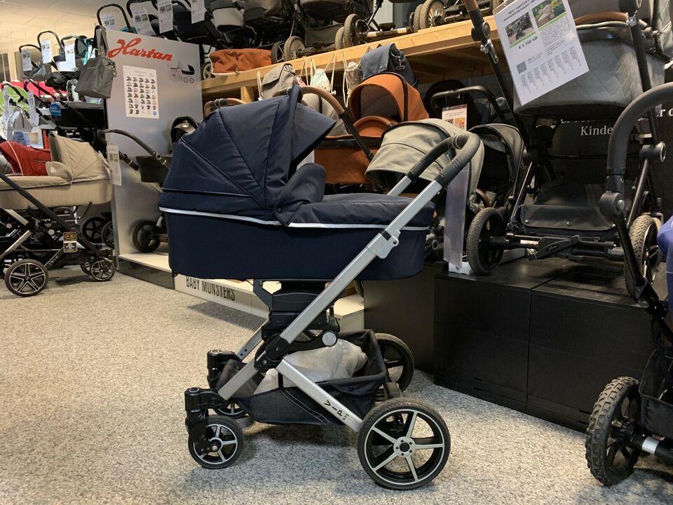 HARTAN VIP GTS 2021 Kombi-Kinderwagen - XL-Set