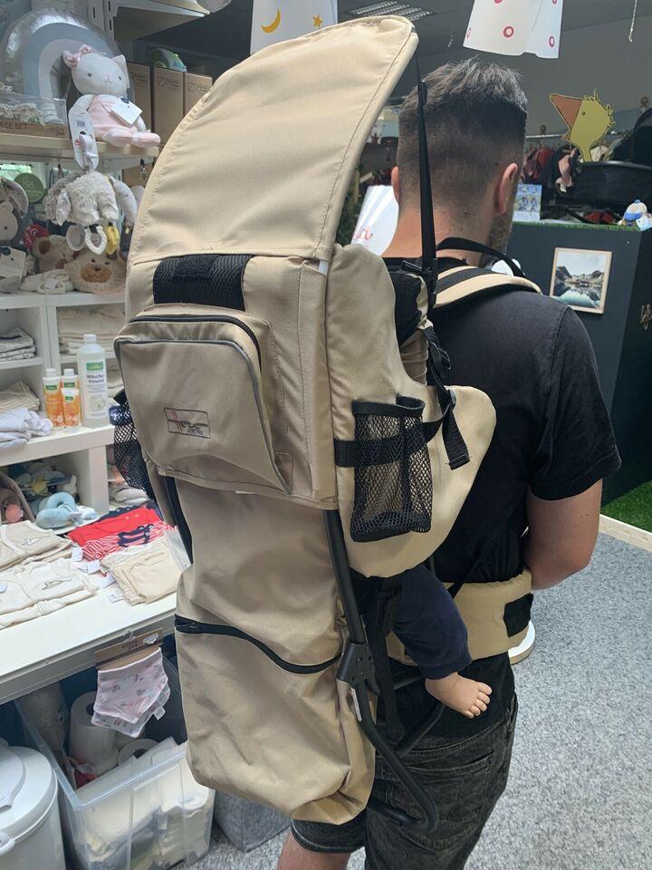 HOCO Sherpa Rückentrage - Kraxe - %%%-Aktion - FIRLEFANZ