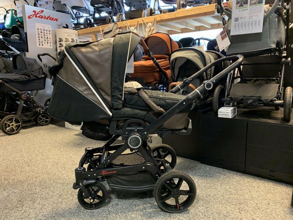 HARTAN Xperia 2017 Kombi-Kinderwagen - XL-Set