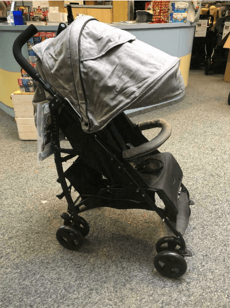 JETTE Jackson Kinder-Buggy - Sportwagen - Sesame Melange