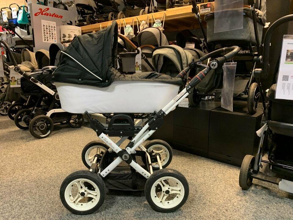 HARTAN Topline X 2015 Kombi-Kinderwagen - XL-Set