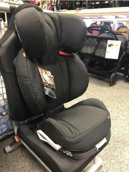 BeSafe iZi Up X3 Fix Auto-Kindersitz 15-36kg
