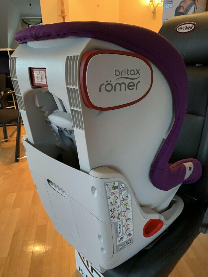 BRITAX RÖMER KING II LS Auto-Kindersitz 9-18kg