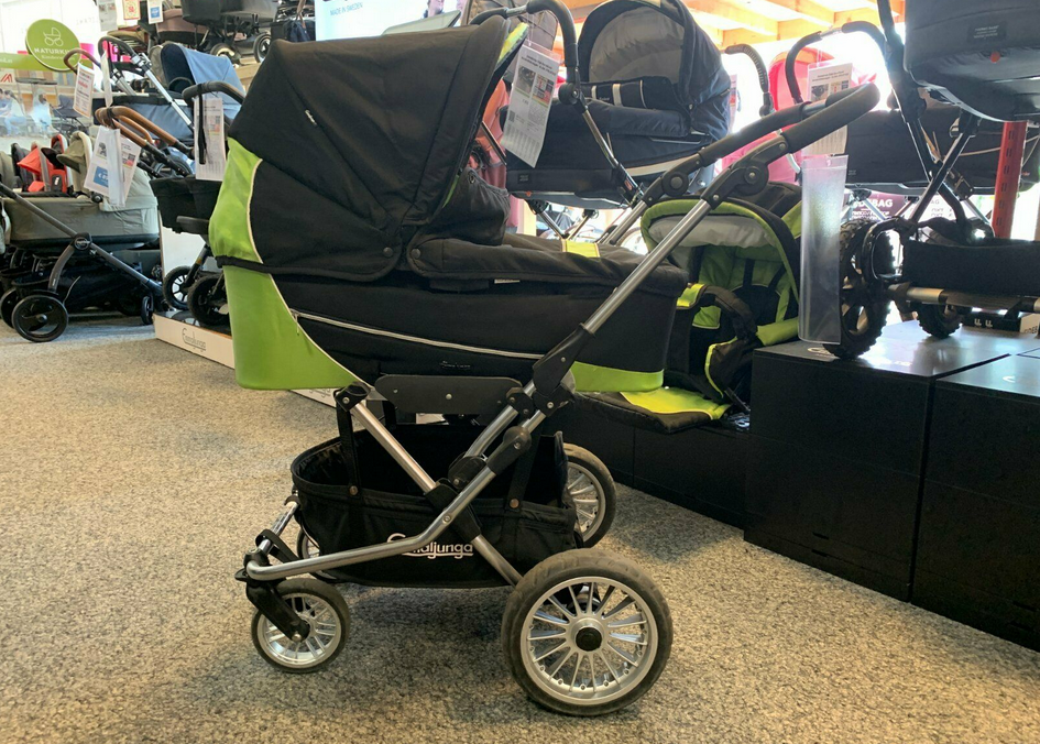 Emmaljunga City Cerox 360 Kombi-Kinderwagen - XL-Set