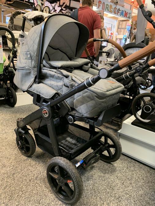 HARTAN R1 GTS (2020) Kombi-Kinderwagen