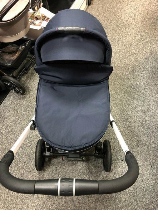 HARTAN Vip GTX (2020) Kombi-Kinderwagen