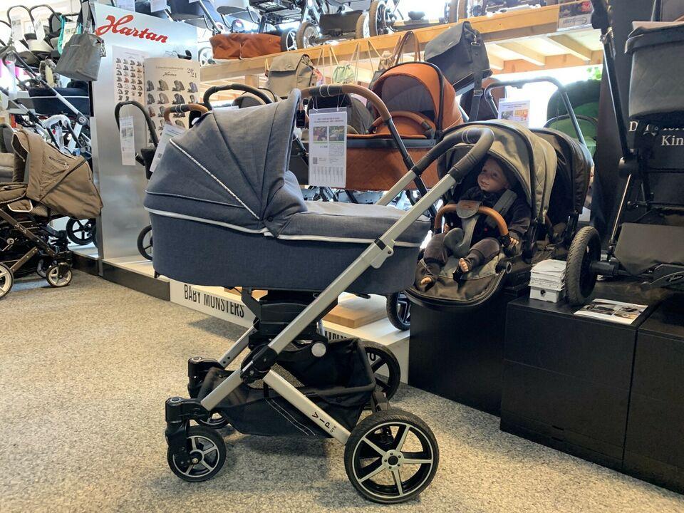 HARTAN VIP GTS 2021 Kombi-Kinderwagen - Unikat