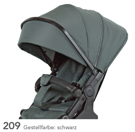 HARTAN Vip GTS (2022) Kombi-Kinderwagen