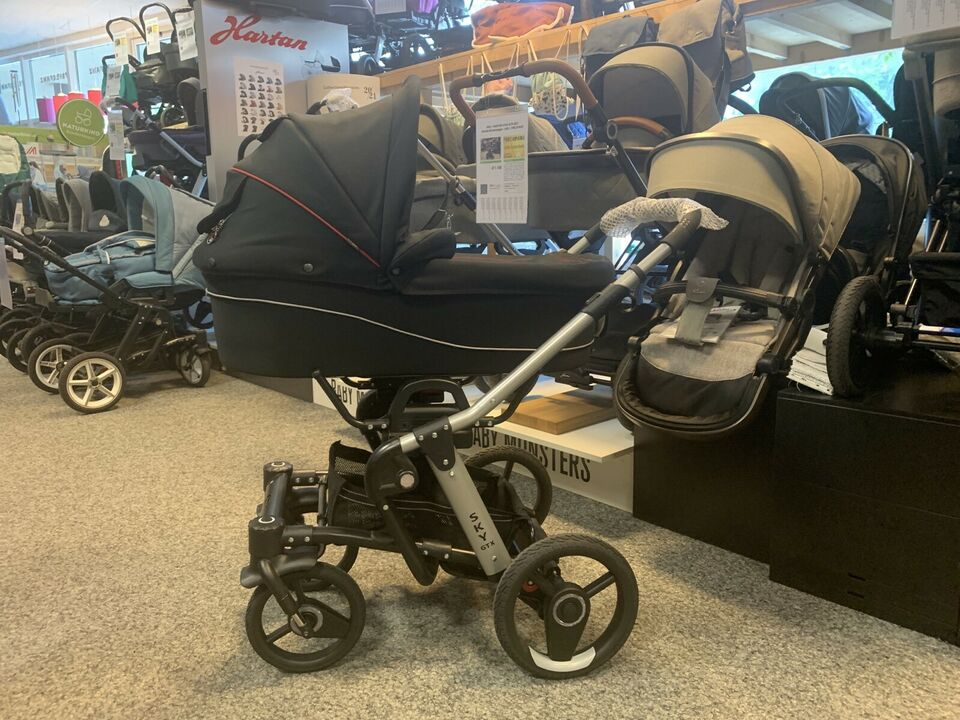 HARTAN SKY GTX 2020 Kombi-Kinderwagen - XL-Set - FIRLEFANZ